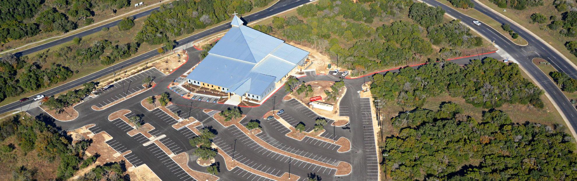 Church Design Build Top Image